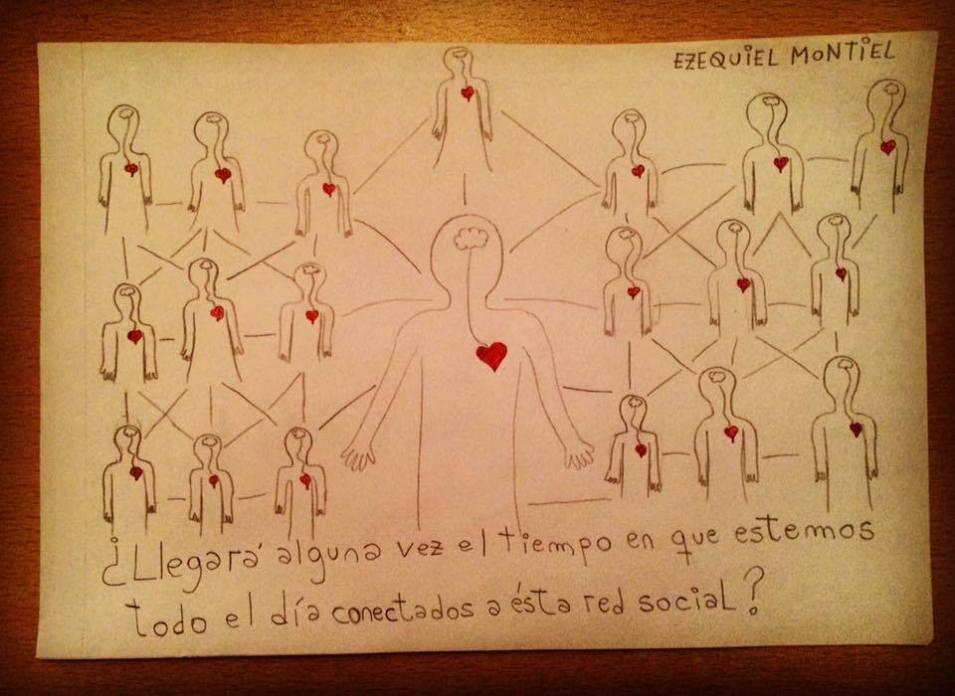 Red social del Amor y la conexión